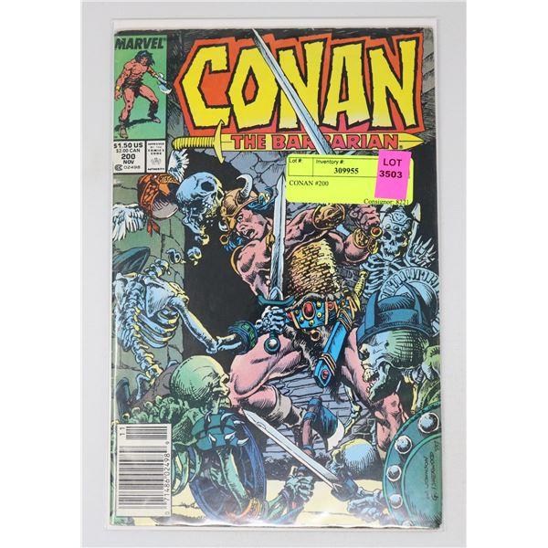 CONAN #200