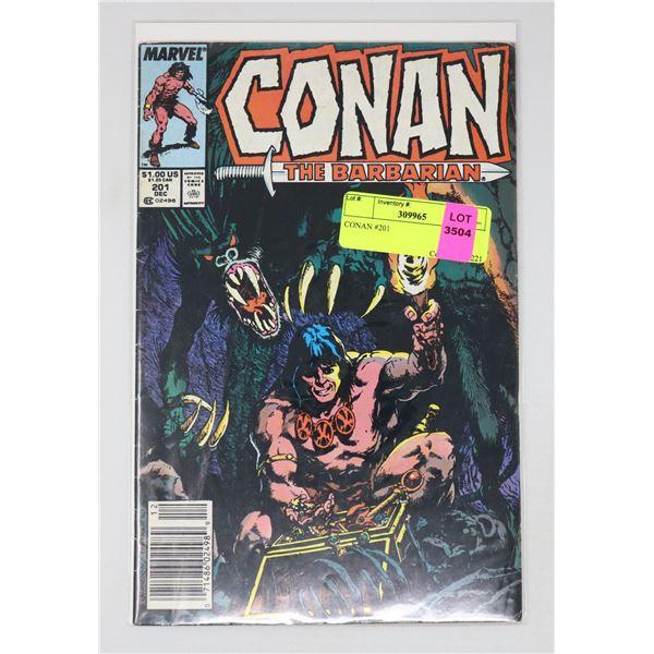 CONAN #201