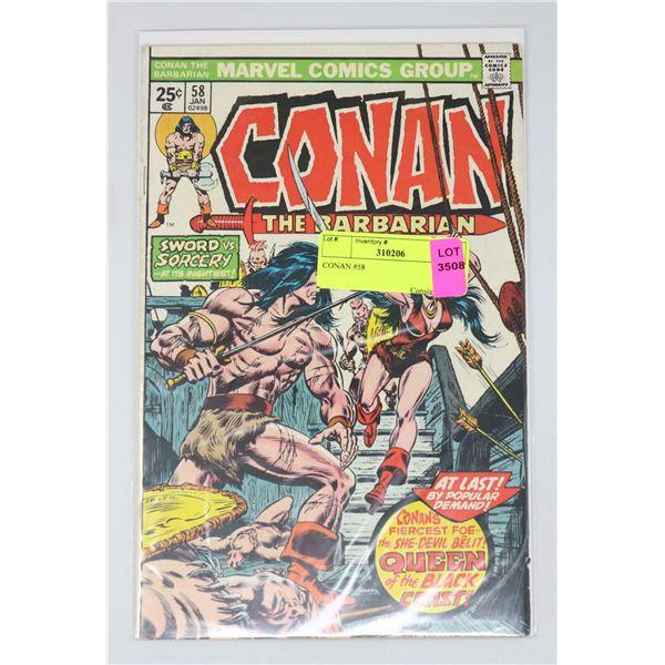 CONAN #58