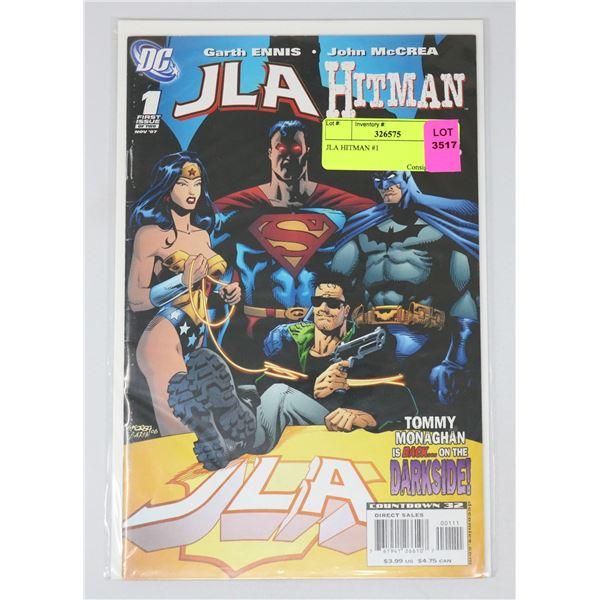 JLA HITMAN #1