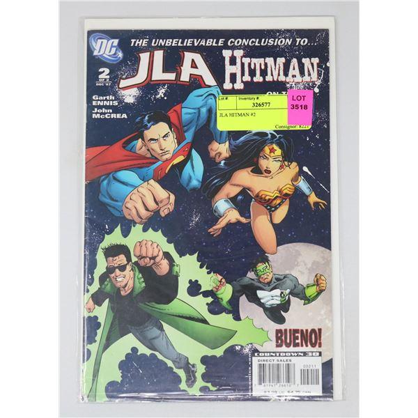 JLA HITMAN #2