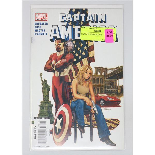 CAPTAIN AMERICA #49