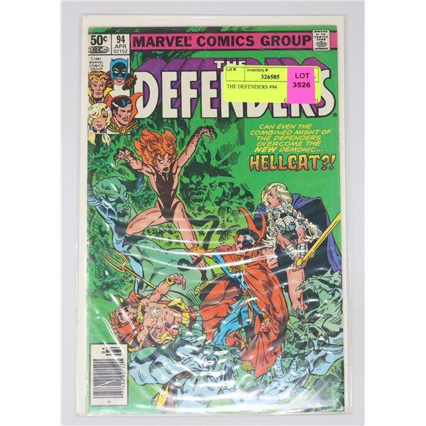 THE DEFENDERS #94