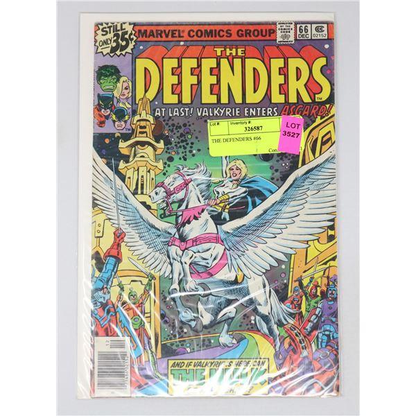 THE DEFENDERS #66