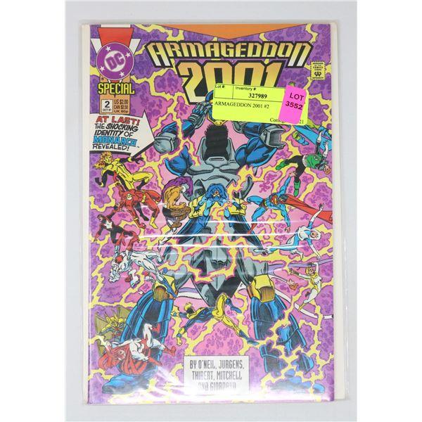 ARMAGEDDON 2001 #2