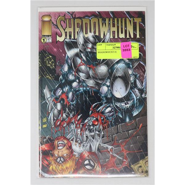 SHADOWHUNT #1
