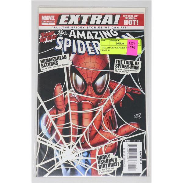 THE AMAZING SPIDER-MAN ONE SHOT #1