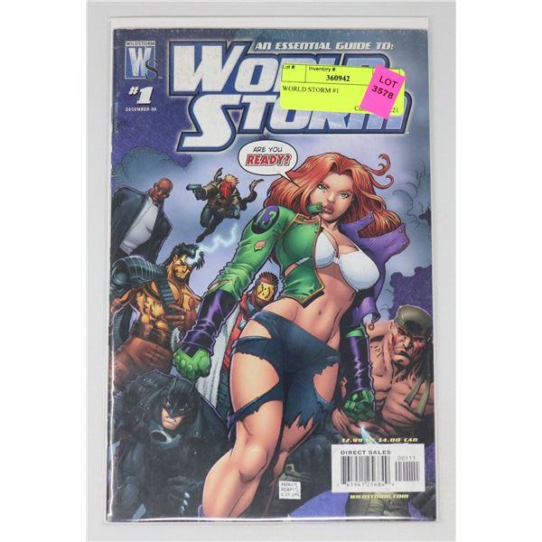 WORLD STORM #1