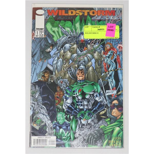 WILDSTORM #1