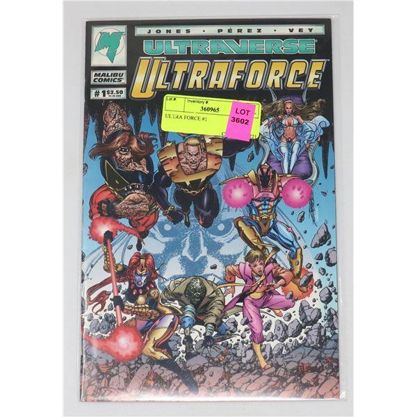 ULTRA FORCE #1