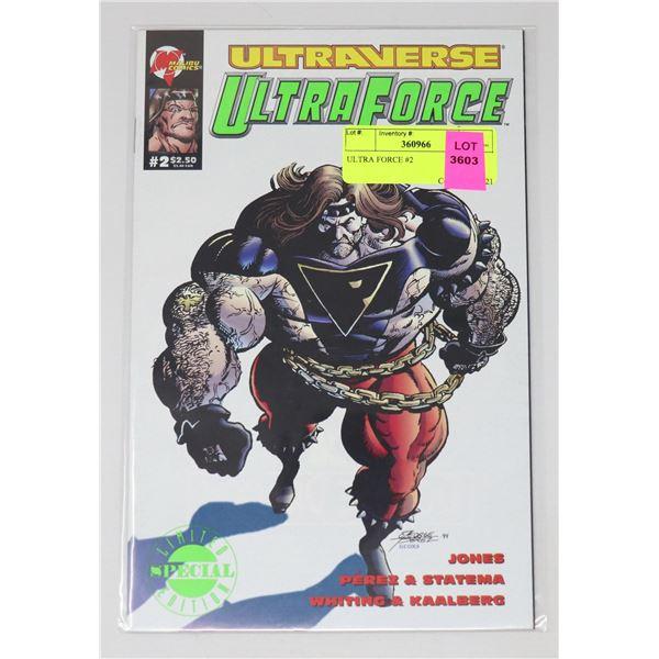 ULTRA FORCE #2