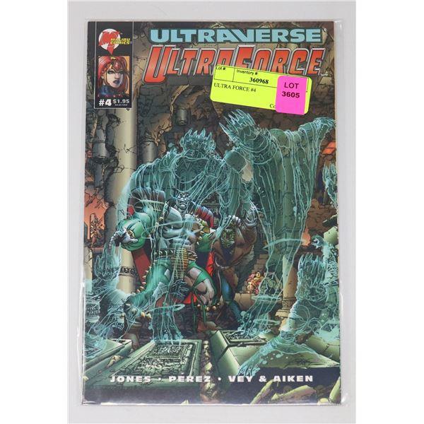ULTRA FORCE #4