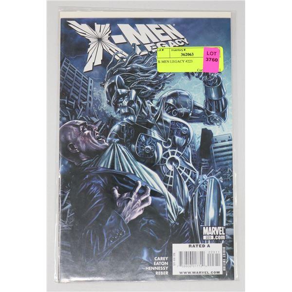 X-MEN LEGACY #223