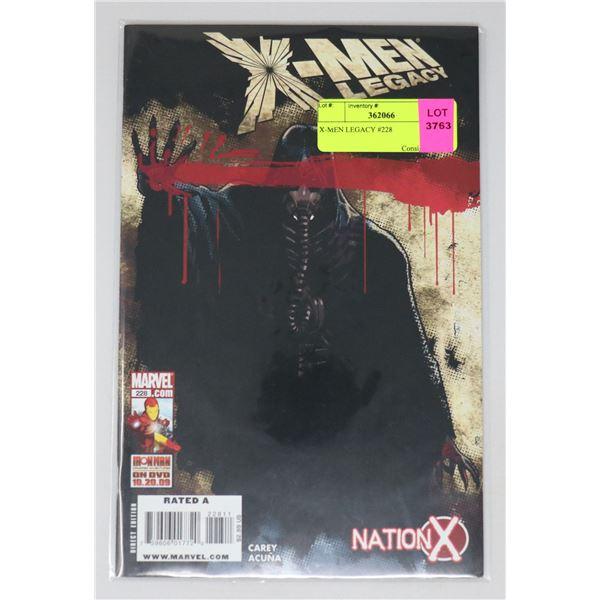 X-MEN LEGACY #228
