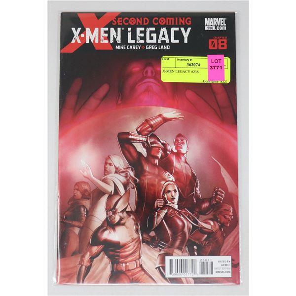 X-MEN LEGACY #236