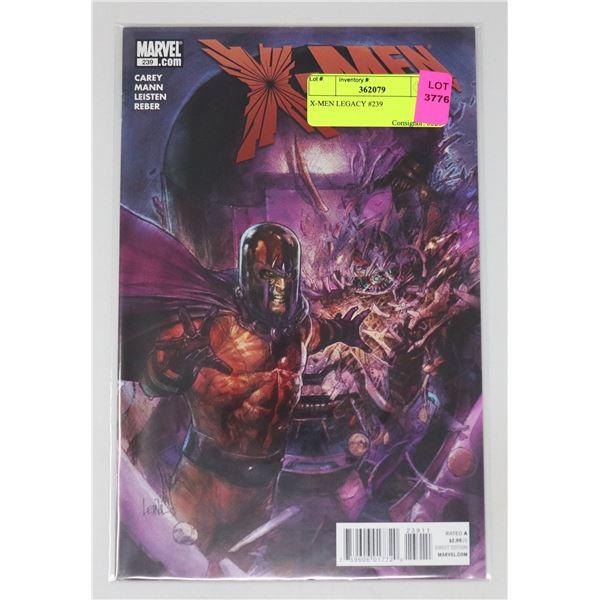 X-MEN LEGACY #239