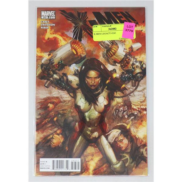 X-MEN LEGACY #243