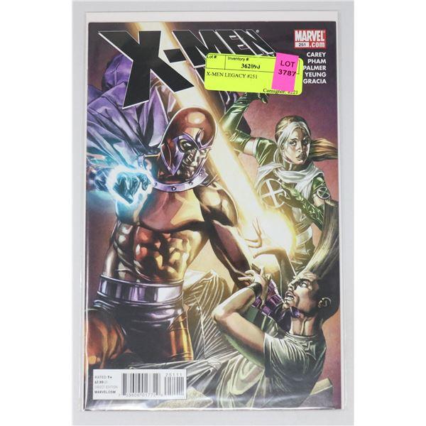 X-MEN LEGACY #251