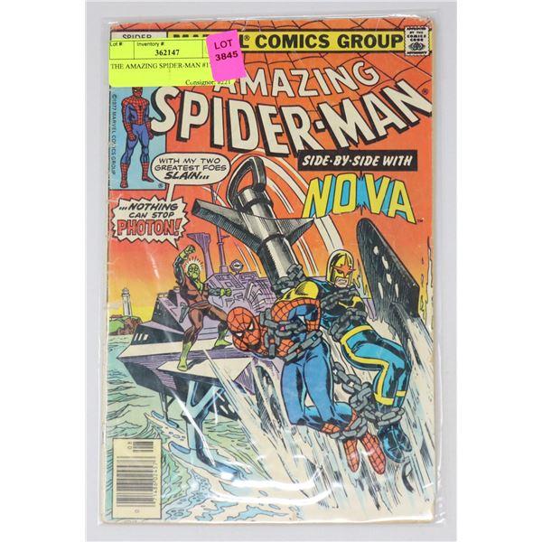 THE AMAZING SPIDER-MAN #171