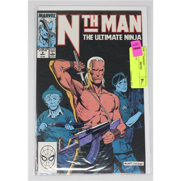 NTH MAN #2