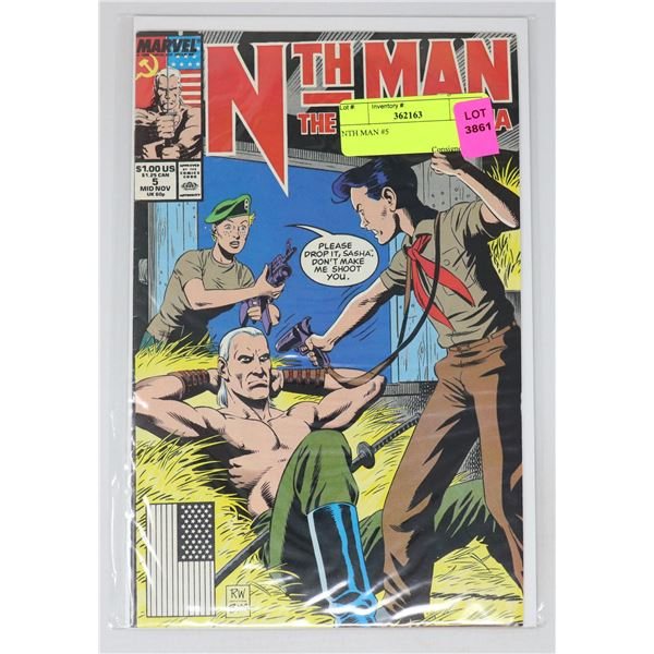 NTH MAN #5