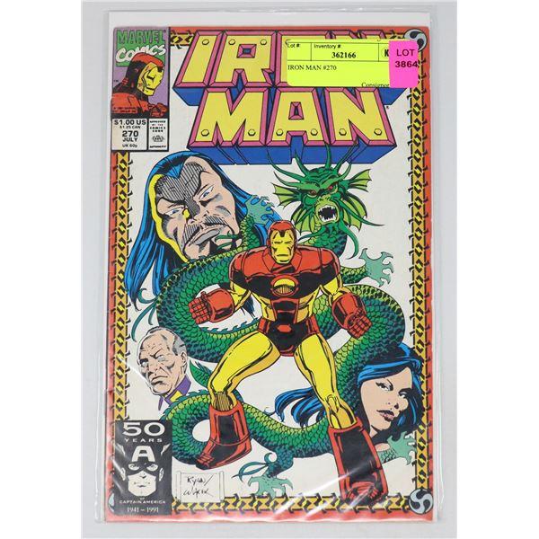 IRON MAN #270