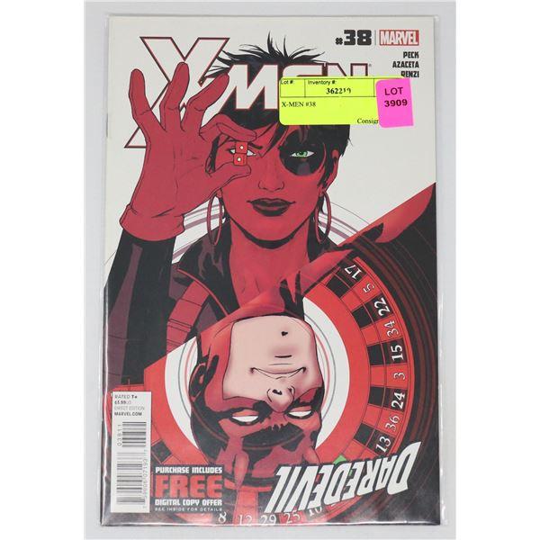 X-MEN #38