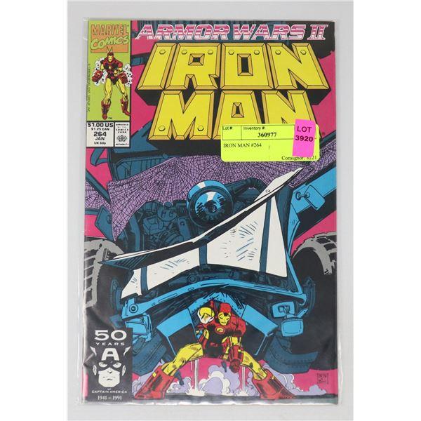 IRON MAN #264
