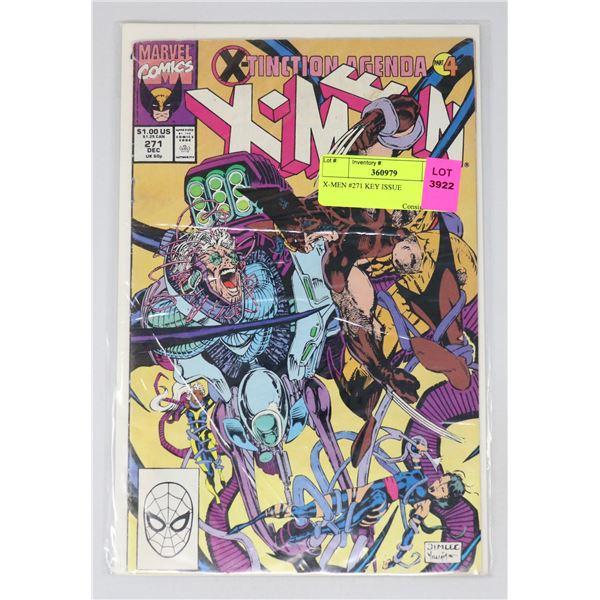 X-MEN #271 KEY ISSUE