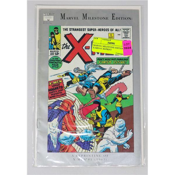 MARVEL MILESTONE EDITION X-MEN #1 REPRINT