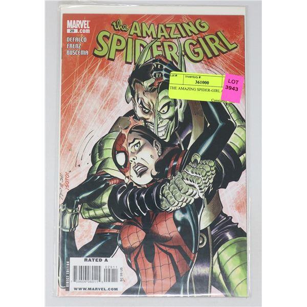 THE AMAZING SPIDER-GIRL #29