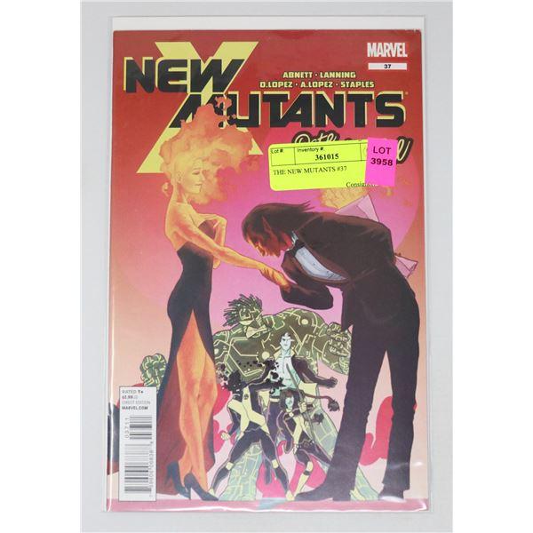 THE NEW MUTANTS #37