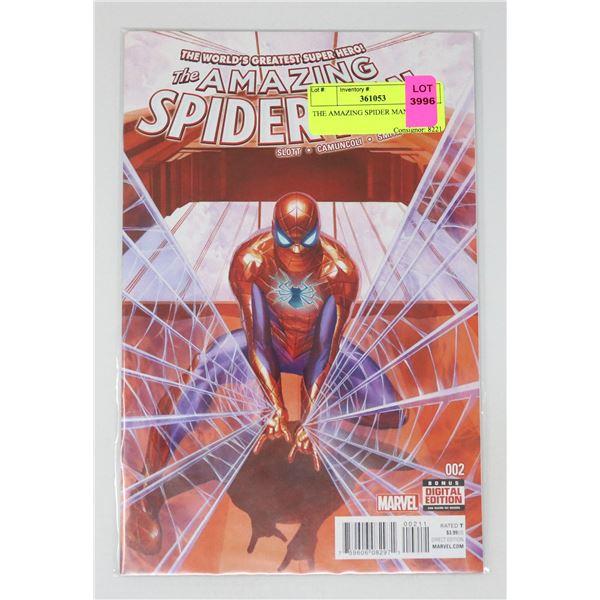 THE AMAZING SPIDER MAN #2