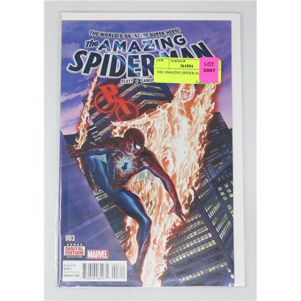 THE AMAZING SPIDER MAN #3