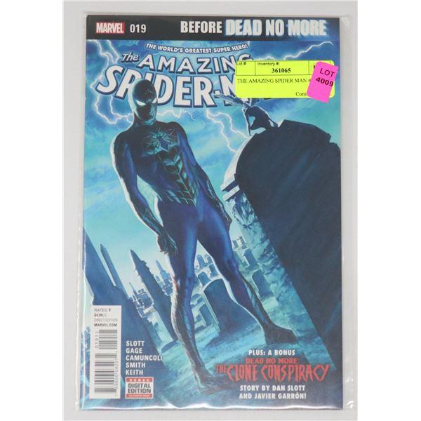 THE AMAZING SPIDER MAN #19