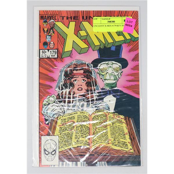 UNCANNY X-MEN #179 KEY ISSUE
