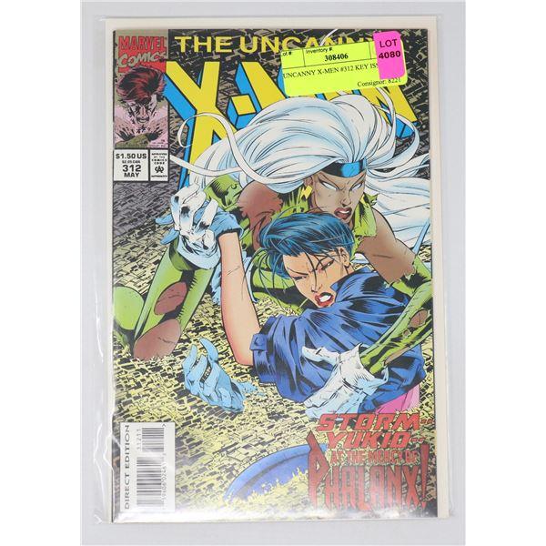 UNCANNY X-MEN #312 KEY ISSUE