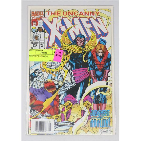 UNCANNY X-MEN #315