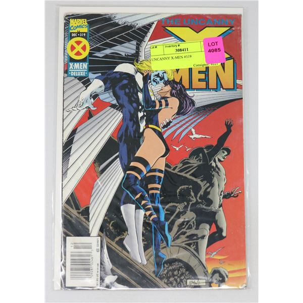 UNCANNY X-MEN #319