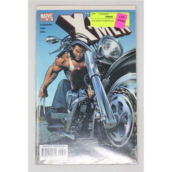 UNCANNY X-MEN #453