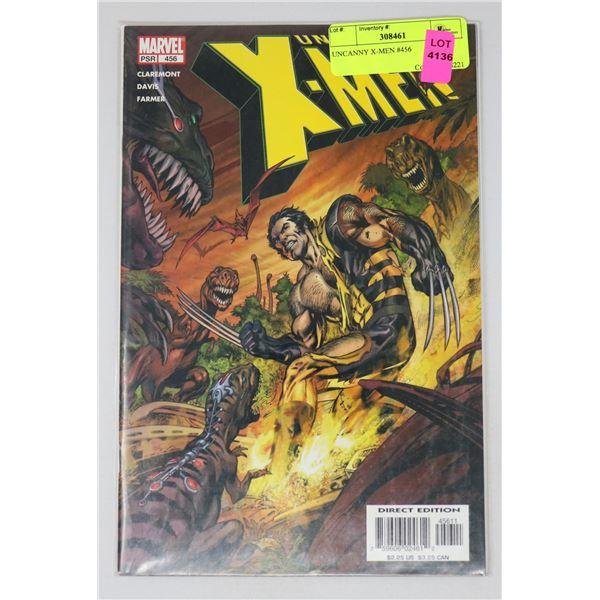 UNCANNY X-MEN #456