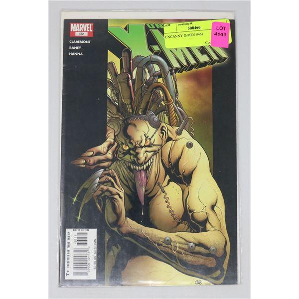 UNCANNY X-MEN #461