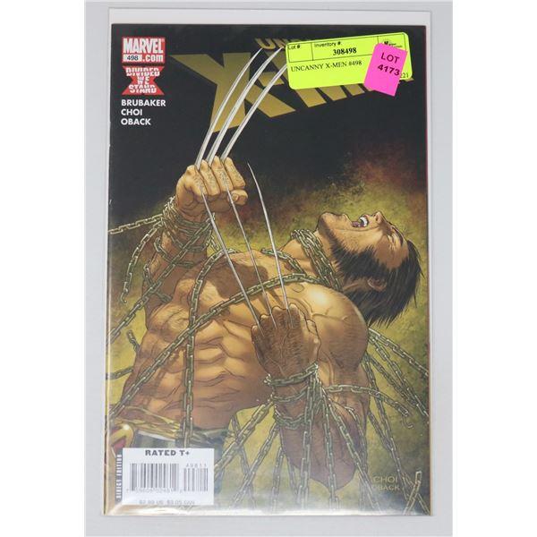 UNCANNY X-MEN #498