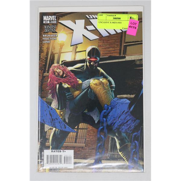 UNCANNY X-MEN #501