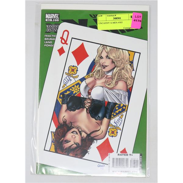 UNCANNY X-MEN #503
