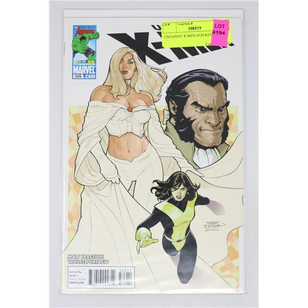 UNCANNY X-MEN #529 KEY ISSUE
