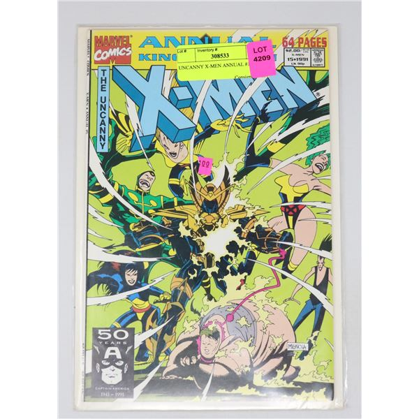 UNCANNY X-MEN ANNUAL #15