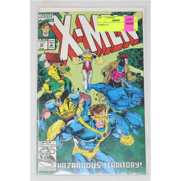 X-MEN #13