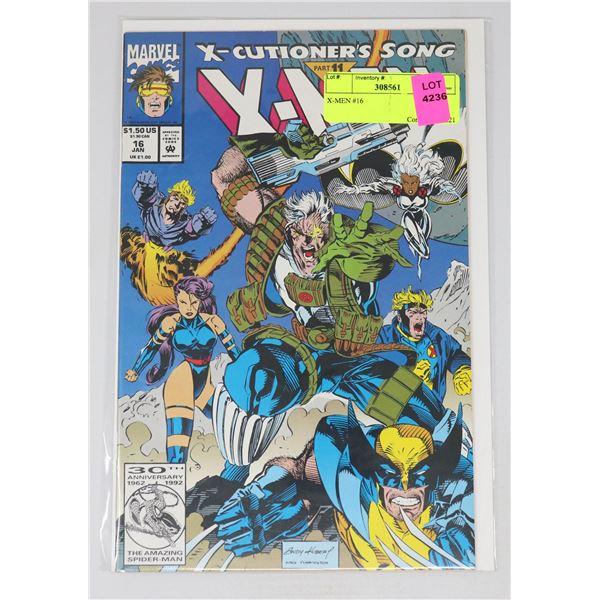 X-MEN #16