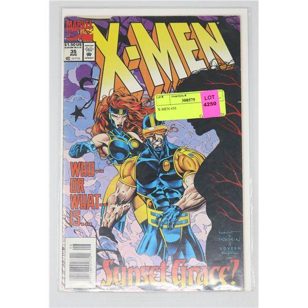 X-MEN #35